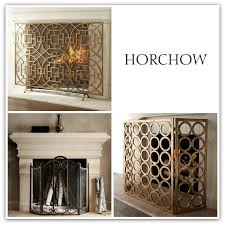 fireplace modern fireplace screens flat fireplace screens