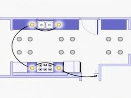 how to install led recessed lighting in existing ceiling how to wire recessed ceiling lights how tos diy