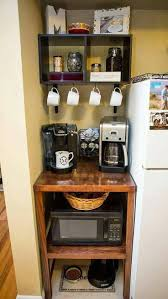 Kitchen Microwave Cabinets Best 25 Microwave Cart Ideas On Pinterest Coffee Bar Ideas