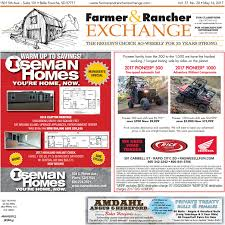 farmer and rancher exchange 5 16 17 by tri state livestock news