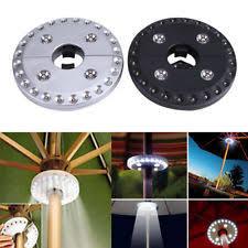 Patio Umbrella Lights Led Patio Umbrella Lights Ebay