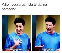 Funny Crush Memes - when your crush starts dating someone funny pinterest