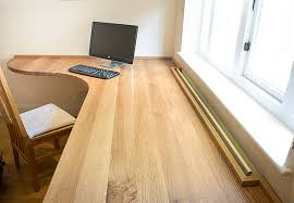 Office Desks Oak Fitted Home Study Furniture