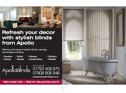 Apollo Blinds And Awnings Press Advertising U2013 Apollo Blinds Pure Creative Marketing Design