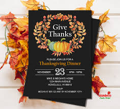 thanksgiving invitations thanksgiving invitations thanksgiving dinner invitation