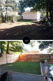 Small Backyard Oasis Ideas Appealing Small Backyard Ideas Before After Photo Decoration Ideas
