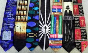 novelty neckties ties