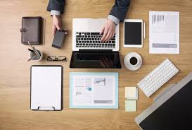 Office Desk Work 10 Hacks To Keep Your Office Work Space Clean And Tidy Rubandscrub