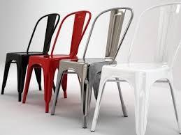 Tolix Armchair A Chair 3d Model Tolix Steel Design
