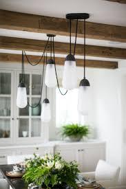 Lighting Over Dining Room Table 67 Best Design Lighting Images On Pinterest Farmhouse Lighting