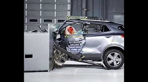 opel mokka iihs 2013 buick encore opel mokka small overlap crash test