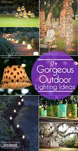 diy creative diy garden lighting room design ideas interior