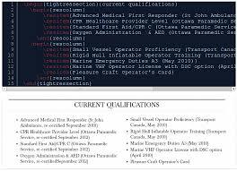 Resume Templates Latex Latex Resume Examples Download One Page Resume Examples Latex