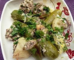 recette de cuisine courgette recette dolma algérienne courgette pdt farcies cuisinez dolma