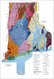 Rhode Island Map 2003 Planetary Mappers Meeting Field Trip
