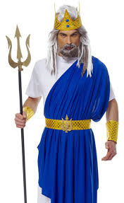 poseidon greek god of the sea costume greek gods costume