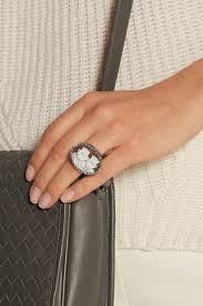 non traditional engagement rings 8 unforgettable non traditional engagement rings thefashionspot
