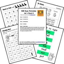 bob books printables 2 books 1 3 walking
