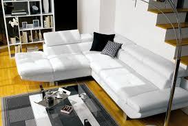 canapé d angle blanc conforama canape en cuir conforama maison design wiblia com