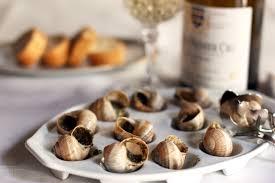 escargot cuisine escargots de bourgogne cooking in sens