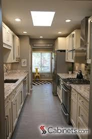 galley kitchen with island layout home design ideas saffronia