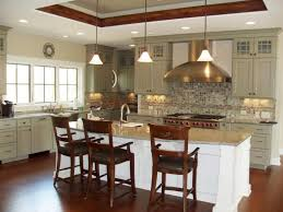 Neutral Kitchen Ideas - color ideas for kitchen walls wide transparent window silver sink