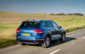 Vw Touareg By Car Magazine