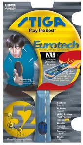 stiga eurotek table tennis table stiga t6934 eurotech table tennis racket toys and game pinterest