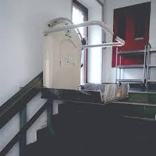 inclined platform lift garaventa xpress ii