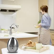 compte minute cuisine de cuisine minuteur de cuisine mécanique magnétique en acier
