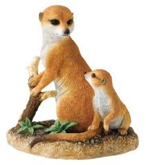 meerkat ornament wildlife ornament meerkat ornaments
