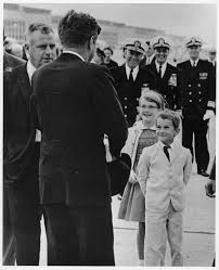 john f kennedy children office of the secretary of state nellie m gorbea virtual exhibits