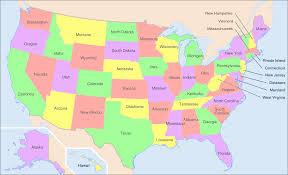 United States Map Longitude Latitude by Map Usa States Images Maps Of Usa