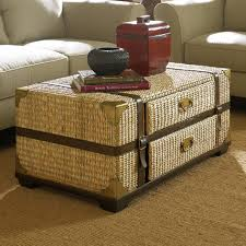Design Your Own Coffee Table Coffee Table Make Your Own Wicker Trunks Ottoman Home Design By
