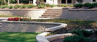 Retaining Wall Patio Design Ideal Pavers Design Retaining Walls Steps