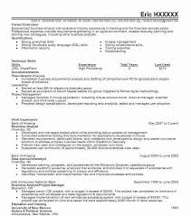 Sample Resume For 1 Year Experience In Manual Testing by Best Business Analyst Resume Example Livecareer