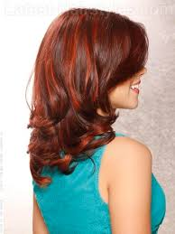 mahoganey hair with highlights 11 hot red highlights to add to your hair bucket list