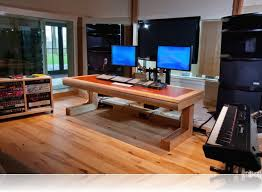 Studio Desk Diy Home Studio Desk Design Beautiful My Diy Recording Studio Desk