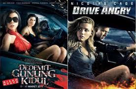 film hantu gunung kidul kk dheeraj poster film indonesia ini ternyata mirip poster film