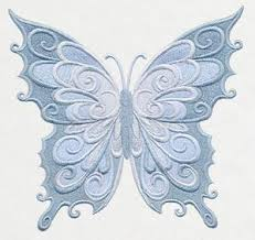 butterflies threads unique and awesome embroidery designs