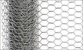 rete metallica per gabbie pro tec rete metallica rete per voliere maglia esagonale 50cm x