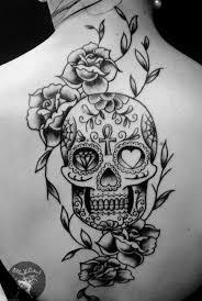 ankh cross unique skull tattoos golfian com