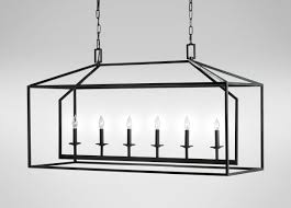 Lighting Alluring Linear Suspension Lighting Linear Chandelier