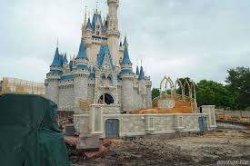 Cinderella Castle Floor Plan Photos Latest Look At The Cinderella Castle Additions And