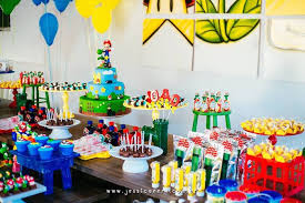 mario birthday party mario birthday party ideas popsugar photo 18