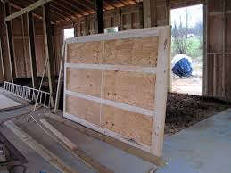 Barn Door Frame by Building A Barn Door To Start View In Gallery Inexpensive Diy