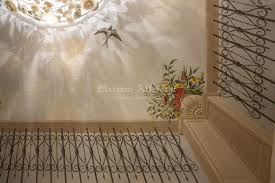 Trompe L Oeil Wallpaper by Italian Frescos Blog Frescoes And Decorations For A Villa In