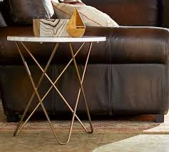 accent table sale darcy marble top accent side table pottery barn salesale sale 319