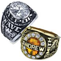 highschool class ring 4lgrad