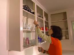 open kitchen cabinets with no doors how to apply lip molding to cabinets how tos diy